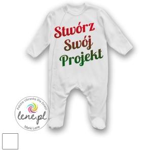 Pajac niemowlęcy rozmiary 62-80