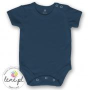 Body niemowlęce z krótkim rękawem rozmiary 56-92